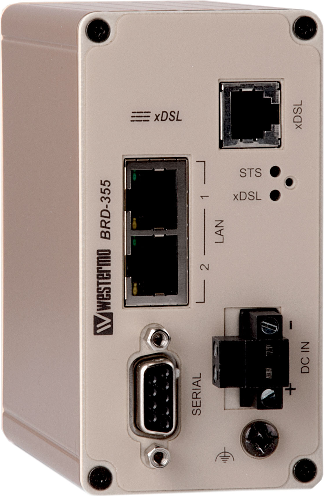 Support for BRD-355 Industrial ADSL/VDSL Router ᐈ Westermo