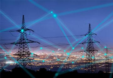Smart grid data communication
