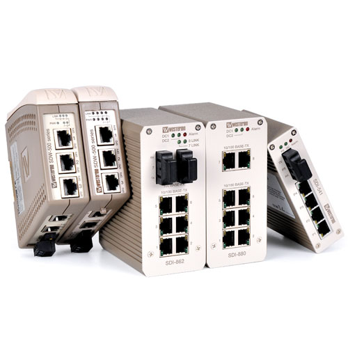 unmanaged industrial ethernet switches  u1408 westermo