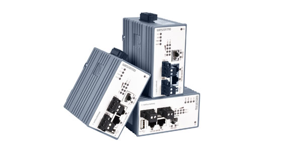 Managed Ethernet Extenders