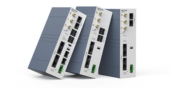 Industrial Routers - Ethernet | Cellular | DSL Routers ᐈ