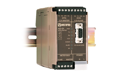 AD-01 M-Bus adapter Protocol Converter by Westermo.