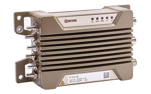 Westermo的RT-610-HV工业双频802.11ac Wave2无线LAN接入点。