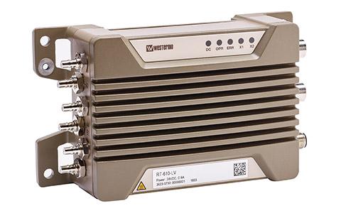 Westermo的RT-610-LV工业双频802.11ac Wave2无线LAN接入点。