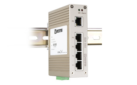 Compact 5-port Ethernet Switch Westermo SDI-550