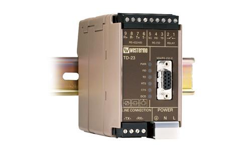 Multidrop modem Westermo TD-23