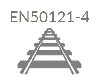 EN50121-4 artwork.