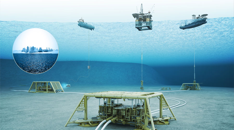 Westermo industrial switches in subsea control system