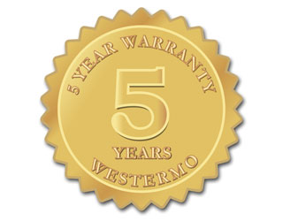 5 year warrant policy westermo
